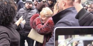 La madre de Jennifer Lopez agredida en NY