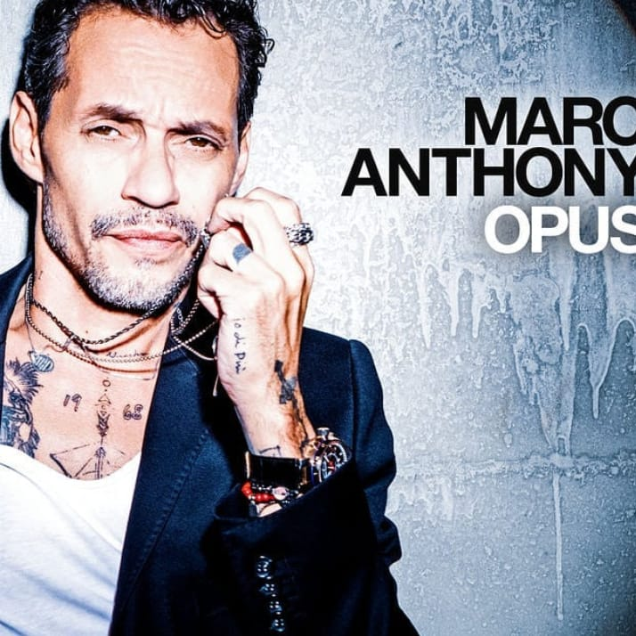 Marc Anthony nos presenta Opus su 8vo disco